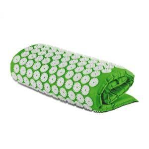 Capital Sports Relax Yantramatte, zelená akupresurní masážní podložka, 70 x 40 cm