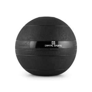 Capital Sports Groundcracker, černý, 12 kg, slamball, guma