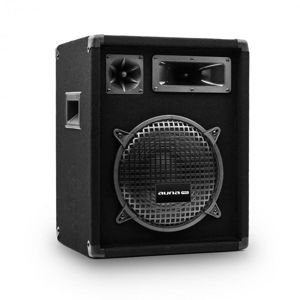 "Auna Pro PW-1022 MKII, pasivní PA reproduktor, 10"" subwoofer, 200 W RMS/400 W max."