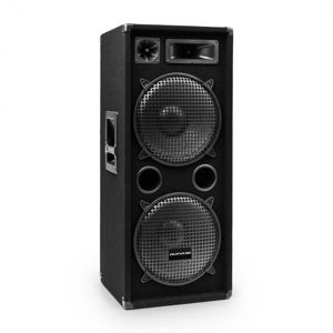 "Auna Pro PW-2222 MKII, pasivní PA reproduktor, 12"" subwoofer, 500 W RMS/1000 W max."