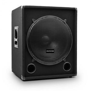"Auna Pro PW-1018-SUB MKII, pasivní PA subwoofer, 18"" subwoofer, 600 W RMS/1200 W max."