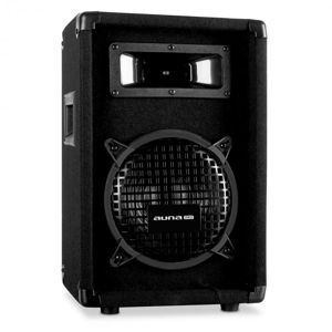 "Auna Pro PW-0822 MKII, pasivní PA reproduktor, 8"" subwoofer, 150 W RMS/300 W max."