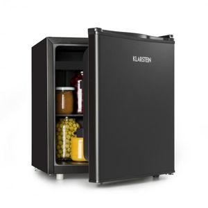Klarstein Obsidian, chladnička, A+, 48 litrů, mrazák